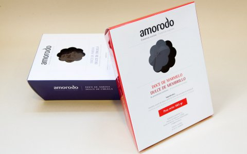 Packaging Amorodo